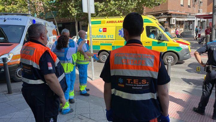Muere un hombre de 76 años al ser atropellado cuando cruzaba un paso de peatones en Getafe