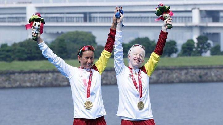 Lluvia de medallas en la cuarta jornada de los Juegos Paralímpicos