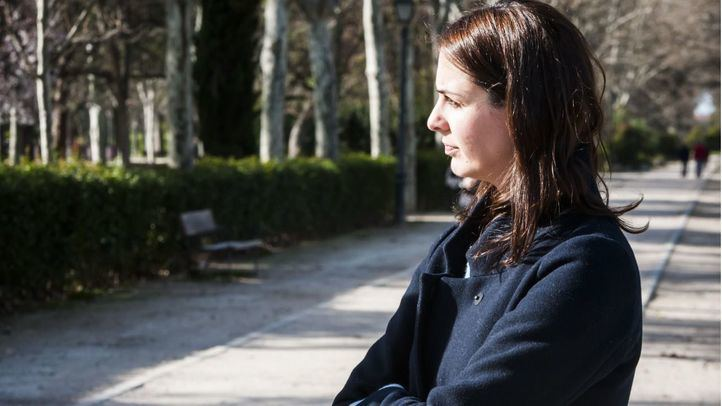 Rita Maestre, portavoz de Más Madrid en el Ayuntamiento