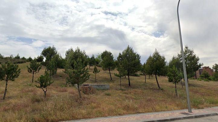 Cerro del Murmullo, zona donde se halló el cadáver
