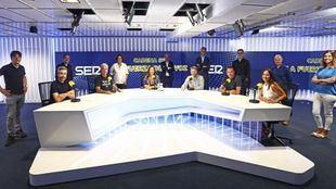 Iglesias, Calvo y Margallo, fichajes 'estrella' de la cadena SER
