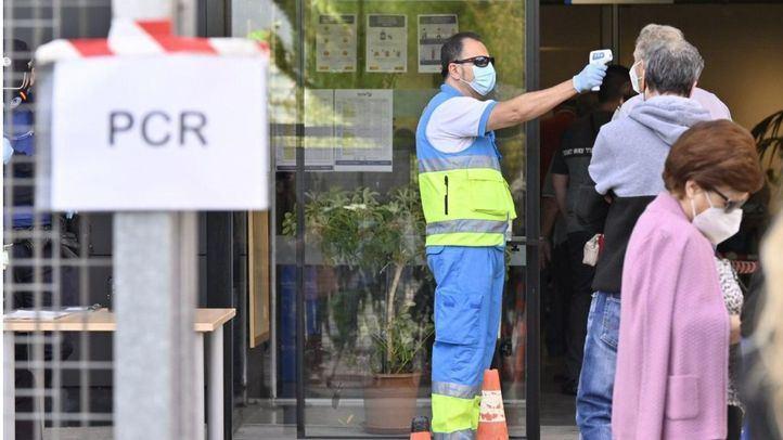 Los contagios continúan a la baja con respecto al pasado martes en una jornada con 14 fallecidos