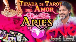 El vidente José Leal te podrá leer las cartas del tarot del amor casi gratis: Aries no aceptes en el presente a quiénes te hicieron daño