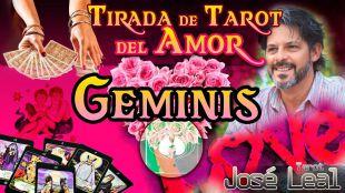 José Leal te ofrecerá el tarot de los arcanos del pasado, presente y futuro: Géminis hoy cuida las decisiones en tu vínculo de amor