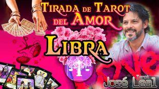 Las tarotistas españolas de 24 horas no paran de aclamar a José Leal: Hoy no aceptes amores del pasado Libra
