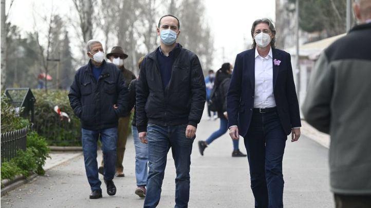 Recupera Madrid apoyará una Ordenanza de Movilidad