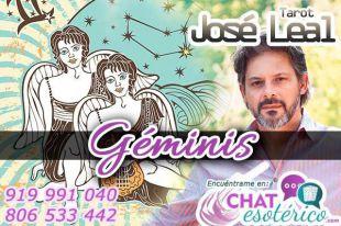 Si quieres realizar preguntas a videntes en línea casi gratis, consulta a José Leal: Géminis hoy tendrás buena suerte laboral