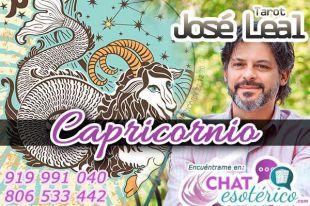 José Leal es uno de los tarotistas sin gabinete más económicos: Capricornio hoy tendrás una nueva propuesta de trabajo