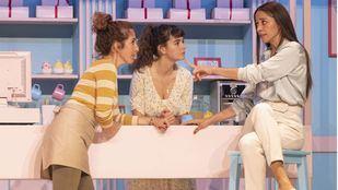 '¡Oh, mami!', comedia en el teatro Amaya