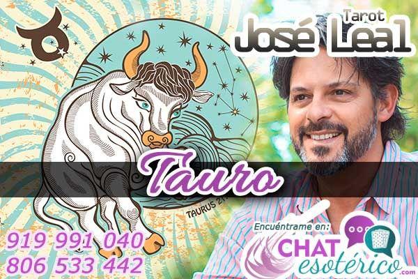 Las mejores tarotistas de España recomiendan mucho a José Leal: Hoy Tauro, en el horóscopo, vive tu vida sin importar lo que dicen los demás