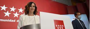 Ayuso defiende eliminar los impuestos madrileños: