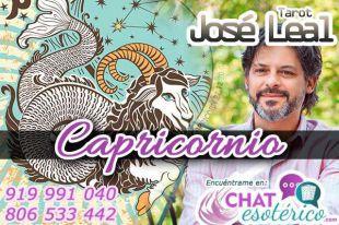 José Leal te dirá que significa la carta de la fuerza en el tarot: Capricornio, hoy tu horóscopo revela que debes ser más positivo