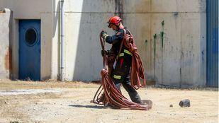Muere por Covid un bombero regional que no quiso vacunarse
