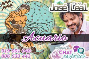 Los videntes 10 minutos por 1 €, no dejan de recomendar a José Leal: Acuario hoy el horóscopo señala que será un gran día