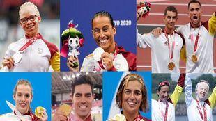 España se despide de Tokio con 36 medallas en los Juegos Paralímpicos