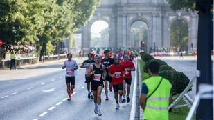 La carrera de atletismo Norte contra Sur recorre de nuevo Madrid