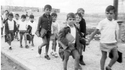 Una exposición online de la Comunidad muestra cómo era la vuelta al cole de los madrileños el siglo pasado