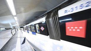 Metro reforzará un 35% el número de trenes en septiembre