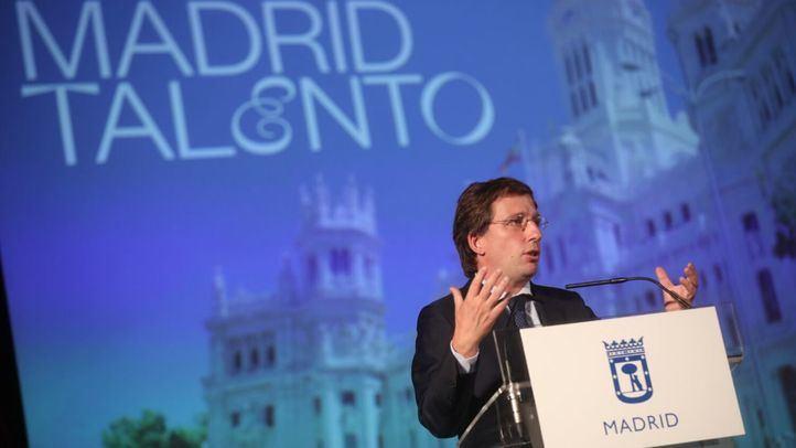 Presentación de Madrid Talento, un proyecto para transformar la política de recursos humanos en el Ayuntamiento de Madrid.