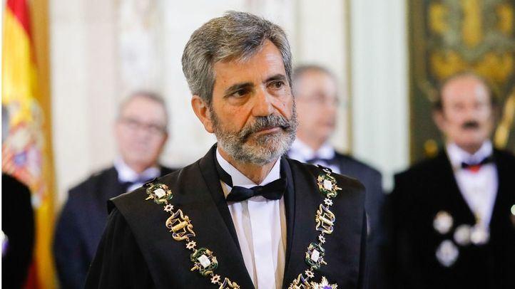 Carlos Lesmes, presidente del Tribunal Supremo y del Consejo General del Poder Judicial (CGPJ).