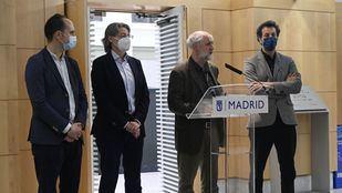 El Grupo Mixto de Recupera Madrid se constituirá esta tarde en un Pleno extraordinario