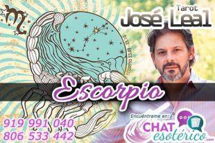 José Leal es uno de los tarotistas presenciales en Madrid: Hoy Escorpio, según tu horóscopo, debes luchar por lo que anhelas