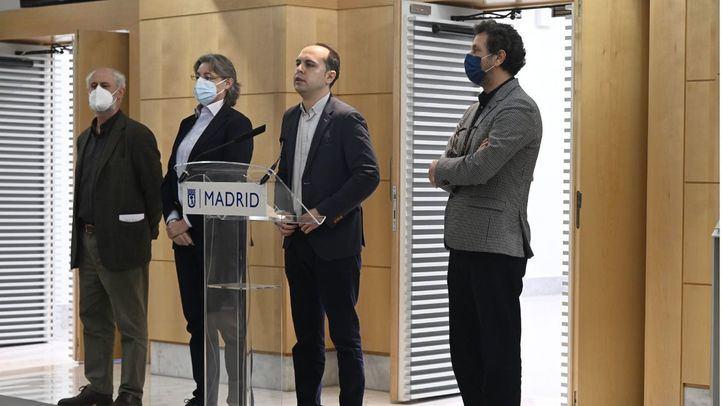 Los cuatro ediles de Más Madrid que se han separado del grupo y formado 'Recupera Madrid'