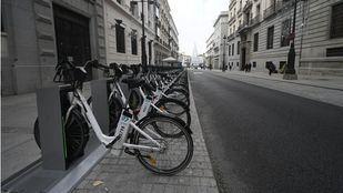 BiciMAD instala candados en sus más de 2.500 bicicletas para reducir el vandalismo