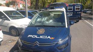 Detenidos tres hombres por asaltar a una mujer para robarle en Móstoles