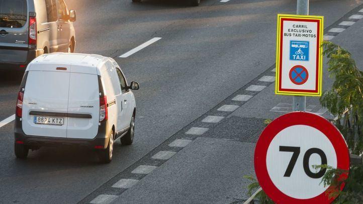 Madrid reducirá velocidad cerca de colegios y tendrá bus a demanda diurno