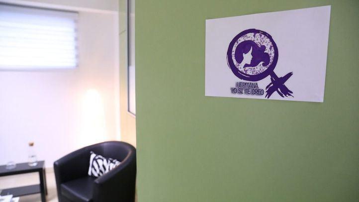 Más de 600 mujeres han recibido atención integral en el Centro de Crisis 24h para víctimas de violencia sexual