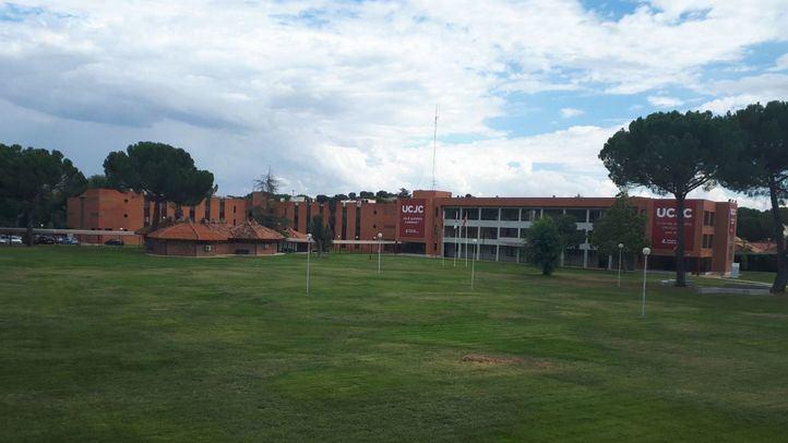 Campus de la Universidad Camilo José Cela en Villafranca del Castillo