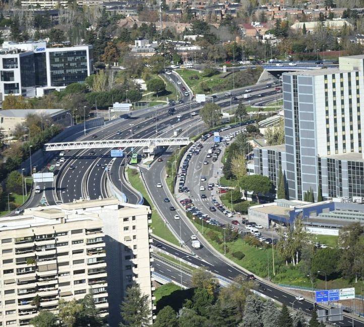 Nuevos cortes de tráfico por las obras del Nudo Norte