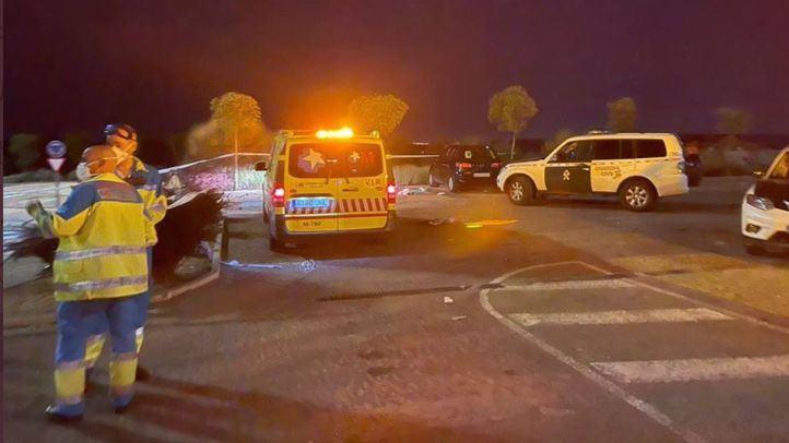 Varias reyertas en Rivas dejan ocho heridos por arma blanca