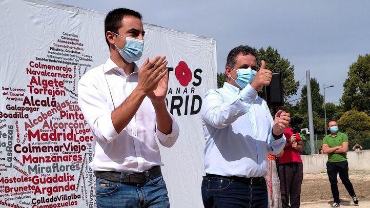 Lobato dice que el PSOE-M debe mirar a Ayuso