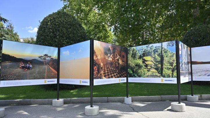 Exposición fotográfica sobre Colombia, país invitado de la Feria del Libro