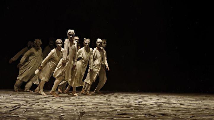 La coreógrafa Maguy Marin en las Naves del Español