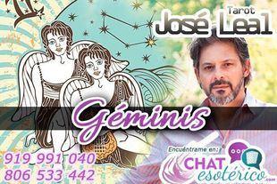 """Si te dice """"cómo saber si puedo ser vidente"""", sería ideal que hablaras con José Leal: Géminis hoy un llamado angelical te iluminará"""