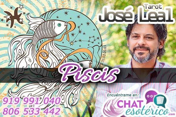 José Leal te dará la tirada de cartas del tarot casi gratis en línea: Piscis ten cuidado con falsas amistades