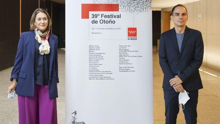 El 39º Festival de Otoño animará la escena madrileña del 11 al 28 de noviembre