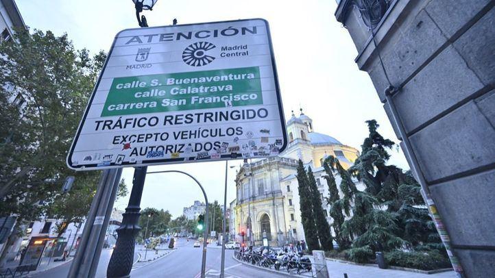Madrid lanza una web para conocer las restricciones al tráfico según cada matrícula