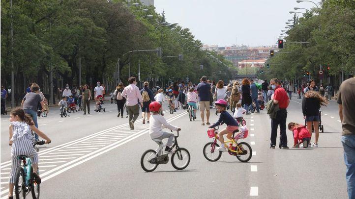 Grandes zonas peatonales, chequeos y BiciMAD gratis, atractivos de la Semana Europea de la Movilidad