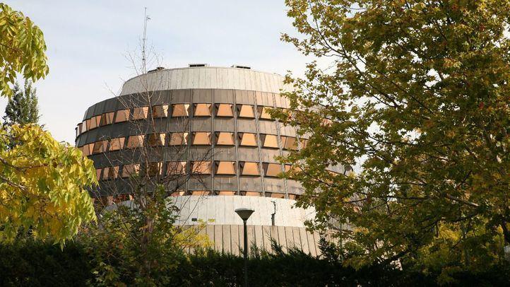 Exterior del Tribunal Constitucional