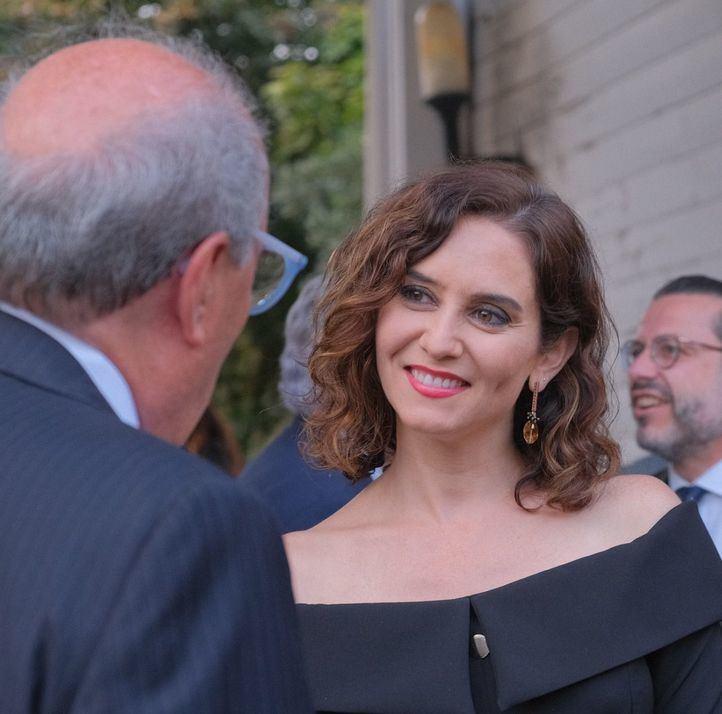 Ayuso, premiada la institución liberal italiana Bruno Leoni