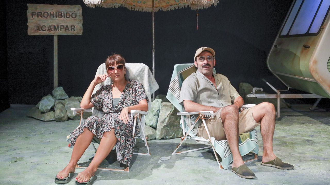 Turistas' y 'N.E.V.E.R.M.O.R.E.' novedades teatrales de la semana |  Madridiario