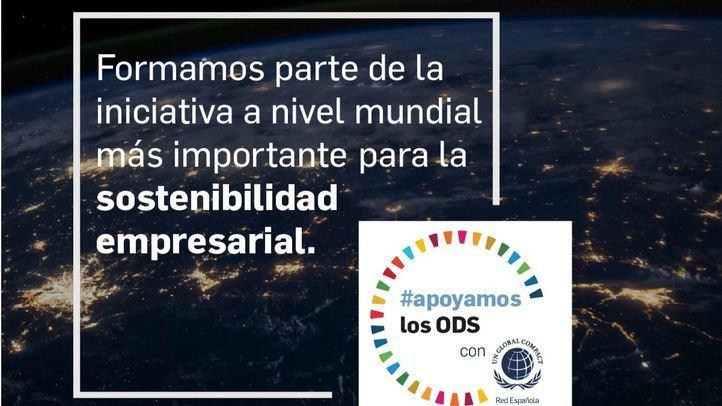 FCC se suma a la campaña #apoyamoslosODS promovida por el Pacto Mundial de Naciones Unidas España