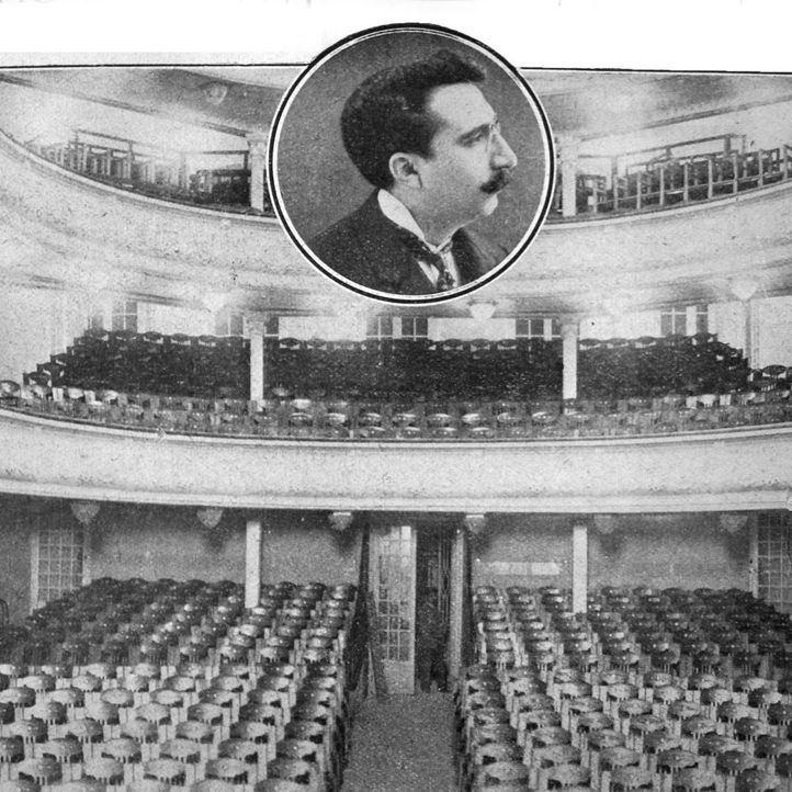 150 años del teatro Eslava (II)