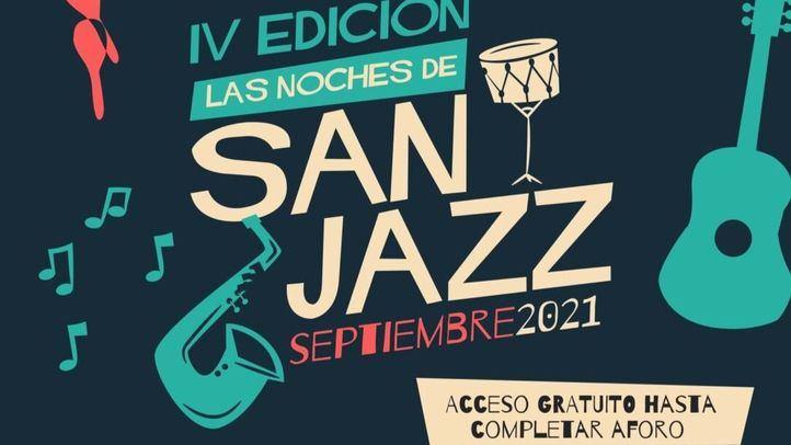 San Blas-Canillejas recupera Las Noches de San Jazz