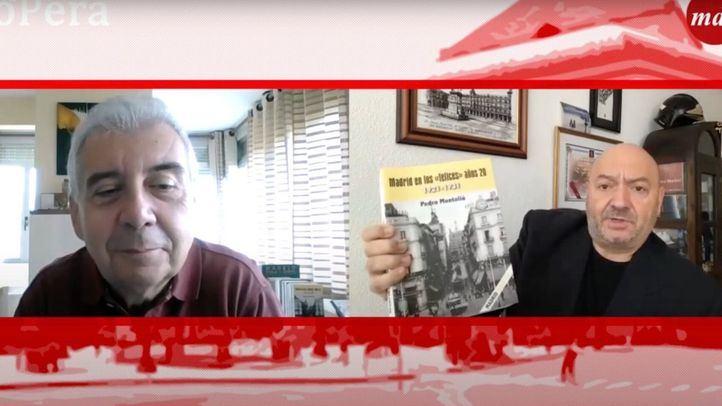 Pedro Montoliú: 'Los años 20 no fueron tan felices como nos dijeron, hubo un problema social gravísimo'