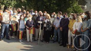 PP, Vox y Cs critican al Gobierno por su 'inacción' ante homenajes a terroristas